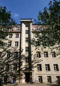Apartmenthaus Feuerbach, Апартаменты  Лейпциг - big - 18