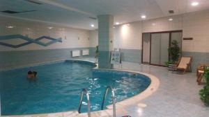 Apartments Flora-Daisy, Apartmánové hotely  Borovec - big - 34