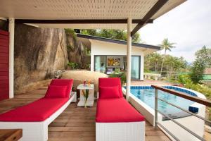 Crystal Bay Yacht Club Beach Resort, Hotely  Lamai - big - 44