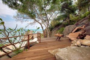 Crystal Bay Yacht Club Beach Resort, Hotely  Lamai - big - 39
