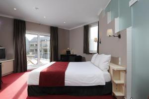Hotel Astoria Gent, Отели  Гент - big - 28