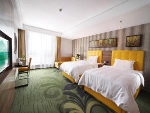 Shanshui Trends Hotel Nanjing South Railway Station, Отели  Нанкин - big - 5