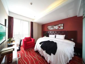 Shanshui Trends Hotel Nanjing South Railway Station, Отели  Нанкин - big - 21