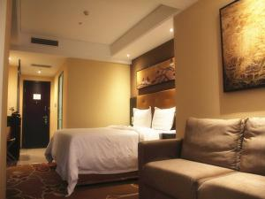 Shanshui Trends Hotel Nanjing South Railway Station, Отели  Нанкин - big - 11