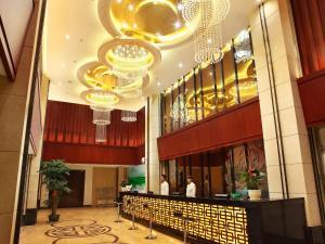 Shanshui Trends Hotel Nanjing South Railway Station, Hotels  Nanjing - big - 19