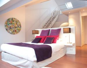 L'Esplanade Lille, Bed and breakfasts  Lille - big - 12