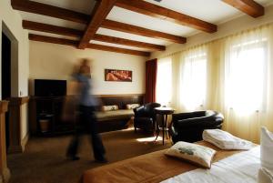 Crocus Gere Bor Hotel Resort & Wine Spa, Hotel  Villány - big - 5