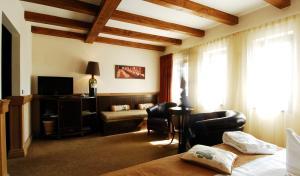 Crocus Gere Bor Hotel Resort & Wine Spa, Hotel  Villány - big - 28
