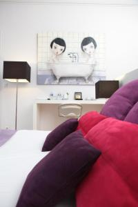 L'Esplanade Lille, Bed and breakfasts  Lille - big - 11