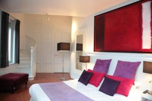 L'Esplanade Lille, Bed and breakfasts  Lille - big - 8