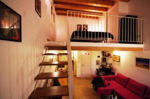 Piazzetta Santa Barbara, Apartmány  Bari - big - 40