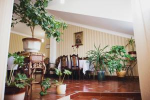 Complex Zolota Pidkova, Hotels  Zolochiv - big - 72