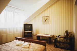 Complex Zolota Pidkova, Hotely  Zoločiv - big - 5