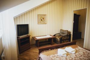 Complex Zolota Pidkova, Hotely  Zoločiv - big - 4