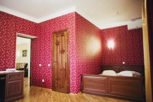 Complex Zolota Pidkova, Hotely  Zoločiv - big - 33