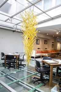 Design cE - Hotel de Diseño, Отели  Буэнос-Айрес - big - 55
