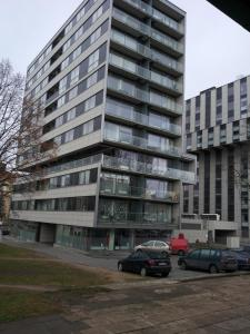 Centro apartamentai - Vingio apartamentai, Apartments  Vilnius - big - 12