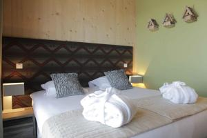L'Aiguille Grive Chalets Hotel, Hotely  Arc 1800 - big - 16
