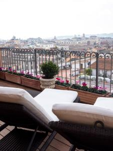 Panoramic Suite with Private Terrace