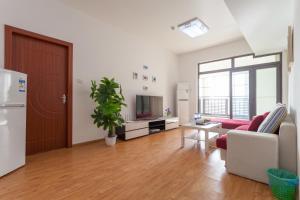 Chengdu Tu Le Apartment - Kuai Zhai Xiang Zi Branch, Appartamenti  Chengdu - big - 6