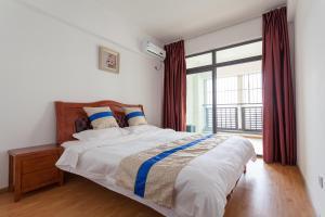Chengdu Tu Le Apartment - Kuai Zhai Xiang Zi Branch, Appartamenti  Chengdu - big - 12