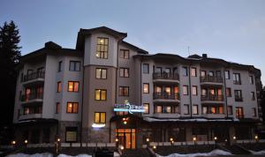 Villa Park Guest Apartments, Apartmanhotelek  Borovec - big - 7