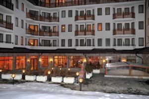 Villa Park Guest Apartments, Apartmanhotelek  Borovec - big - 8