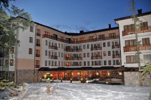 Villa Park Guest Apartments, Apartmanhotelek  Borovec - big - 13