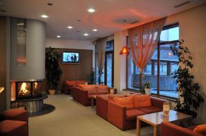 Villa Park Guest Apartments, Apartmanhotelek  Borovec - big - 14