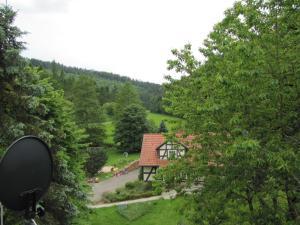 Hof Guttels Waldgasthof Ferienpension, Гостевые дома  Ротенбург-на-Фульде - big - 9