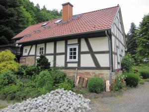 Hof Guttels Waldgasthof Ferienpension, Penzióny  Rotenburg an der Fulda - big - 19