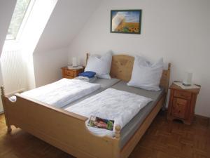 Hof Guttels Waldgasthof Ferienpension, Гостевые дома  Ротенбург-на-Фульде - big - 29