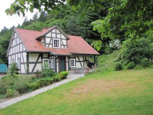 Hof Guttels Waldgasthof Ferienpension, Penzióny  Rotenburg an der Fulda - big - 31