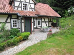 Hof Guttels Waldgasthof Ferienpension, Penzióny  Rotenburg an der Fulda - big - 41
