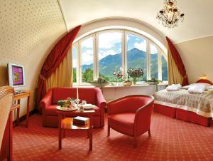 Hotel Salzburger Hof, Hotel  Bad Gastein - big - 8