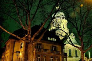 BEST WESTERN PLUS Steubenhof Hotel, Hotely  Mannheim - big - 14