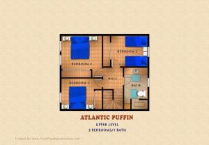 大西洋帕芬公寓