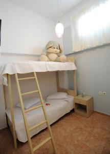 Aigaio Studios, Apartmány  Tinos Town - big - 39