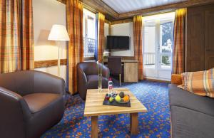 Derby Swiss Quality Hotel, Hotel  Grindelwald - big - 11