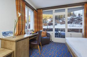 Derby Swiss Quality Hotel, Hotely  Grindelwald - big - 9