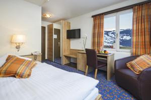 Derby Swiss Quality Hotel, Hotely  Grindelwald - big - 29