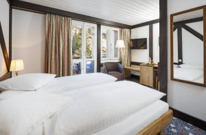 Derby Swiss Quality Hotel, Hotely  Grindelwald - big - 15