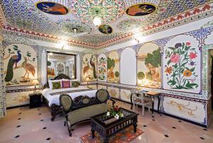 Chunda Palace, Hotel  Udaipur - big - 10