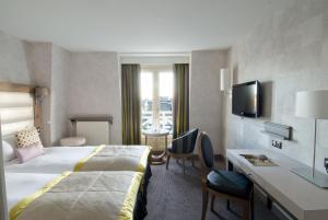 Grand Hôtel Des Thermes, Hotel  Saint Malo - big - 3