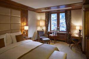 Grand Hotel Zermatterhof, Hotels  Zermatt - big - 37