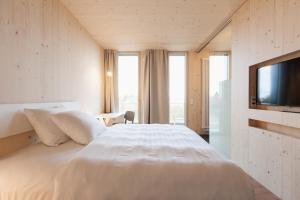 Bader Hotel, Hotels  Parsdorf - big - 6