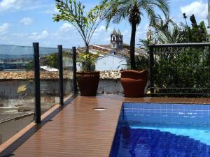Hotel Casa do Amarelindo, Hotely  Salvador - big - 56