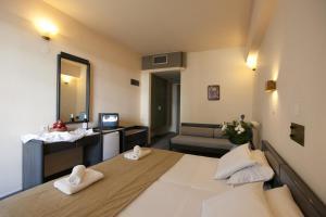 Santa Marina Hotel, Hotely  Agios Nikolaos - big - 18