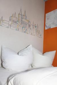 Hotel an de Marspoort, Hotely  Xanten - big - 23