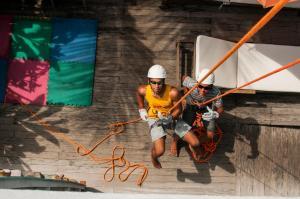 Pousada Port Louis, Penzióny  Caraguatatuba - big - 41